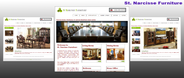 St. Narcisse Furniture