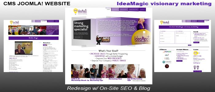 IdeaMagic visionary marketing