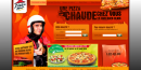 Pizza Hut - A Joomla! Website