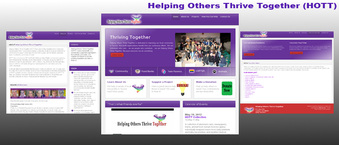 Helping Others Thrive Together